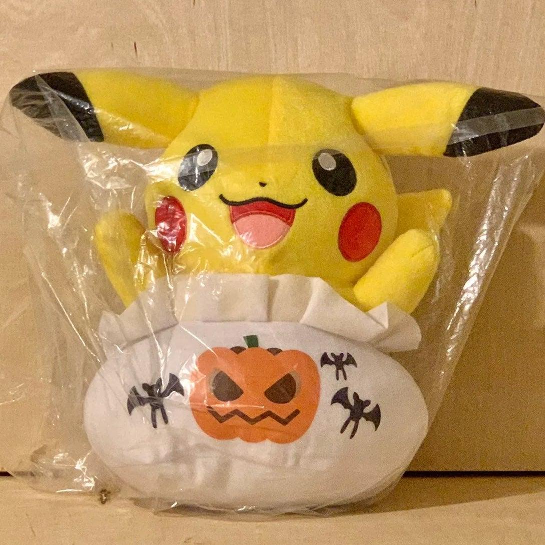 Pokemon Pikachu Halloween Plush
