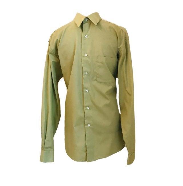 Alexander Julian Colours Dress Shirt 90s