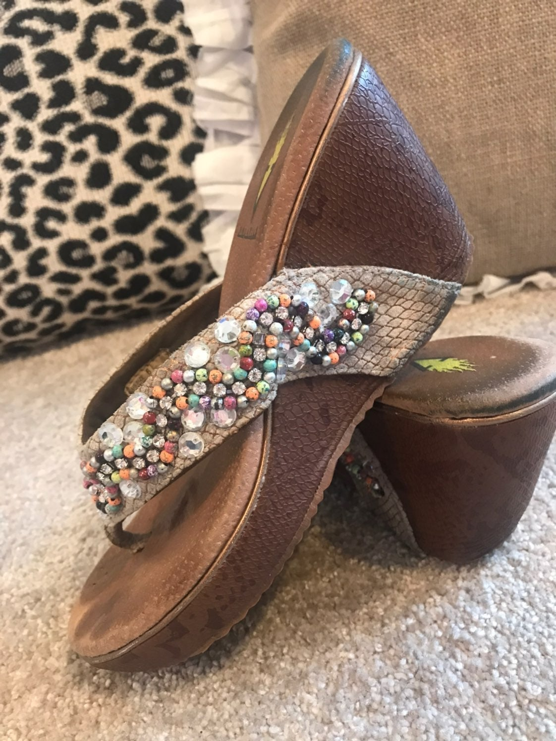 Wedge Sandals size 6