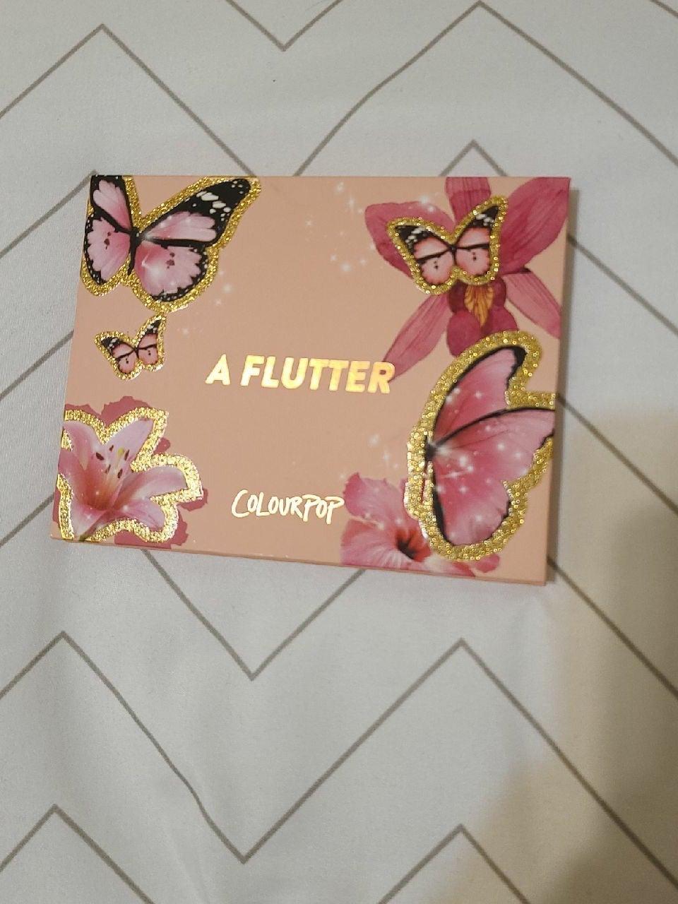 Colourpop A Flutter Palette