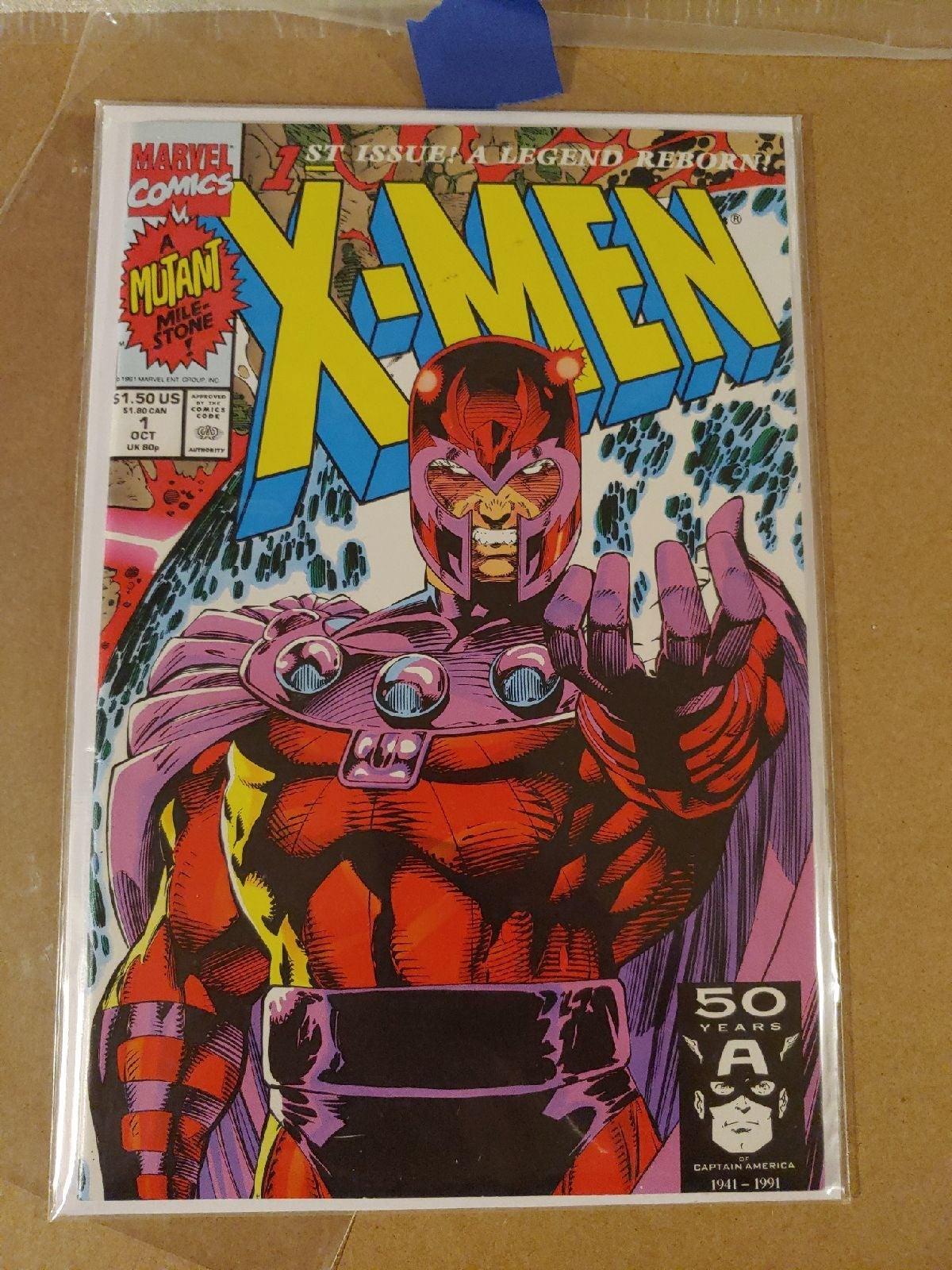 Marvel X-Men #1 Giant size. High grade f