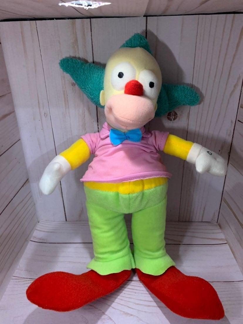 Krusty Clown Doll From Universal Studios