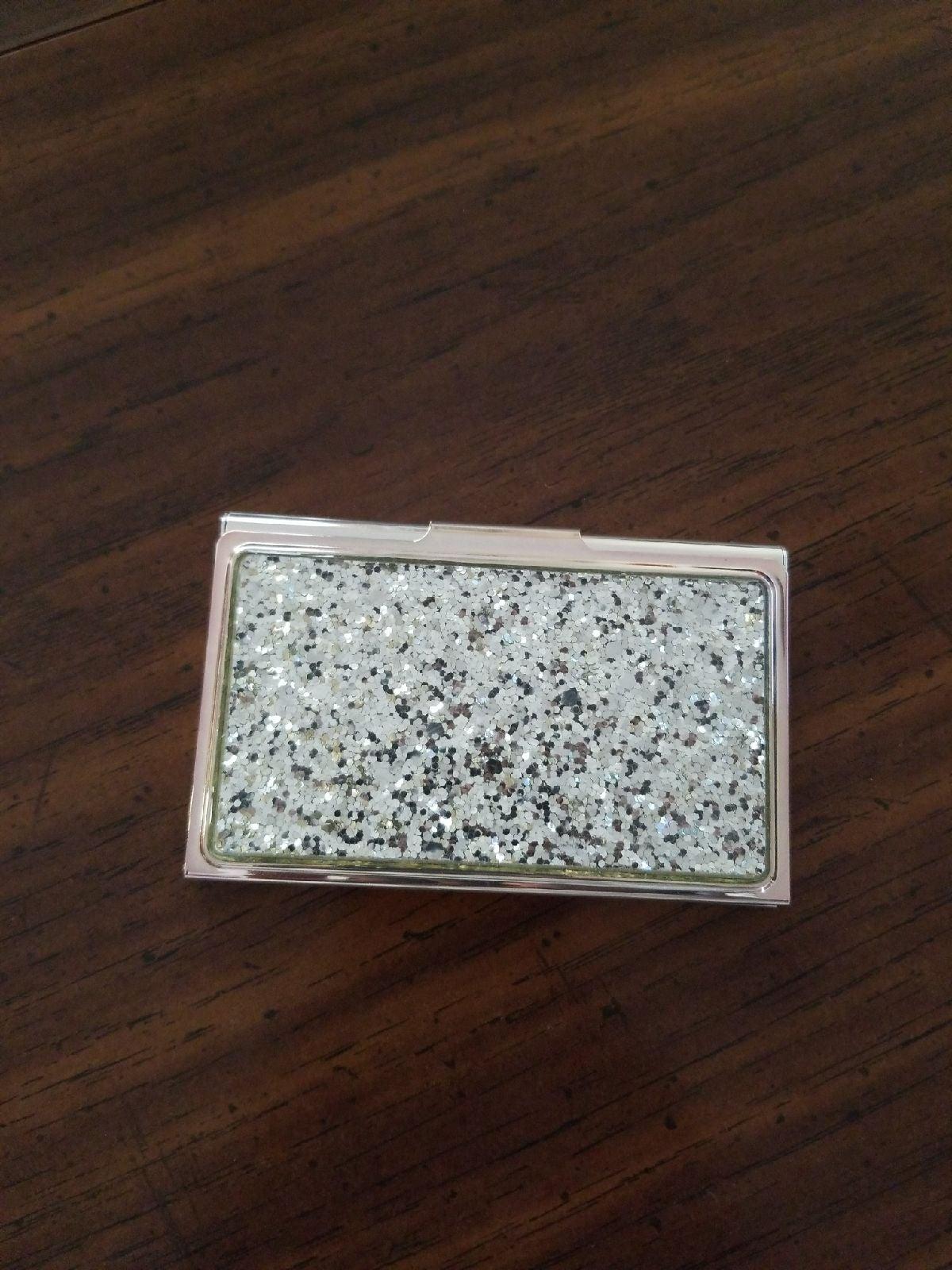 Kate spade business card case