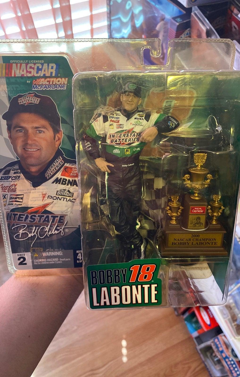NASCAR 2004 Bobby Labonte McFarlane Seri