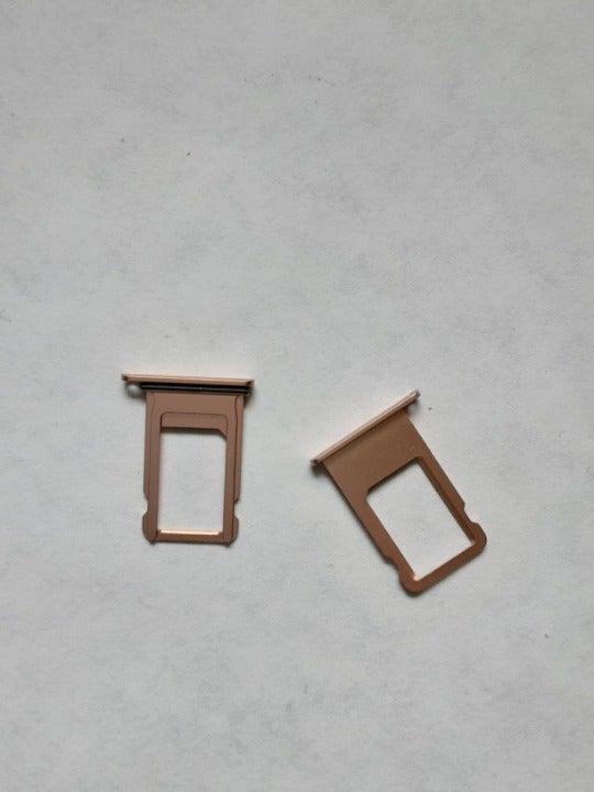 2 Gold SIM Card Tray