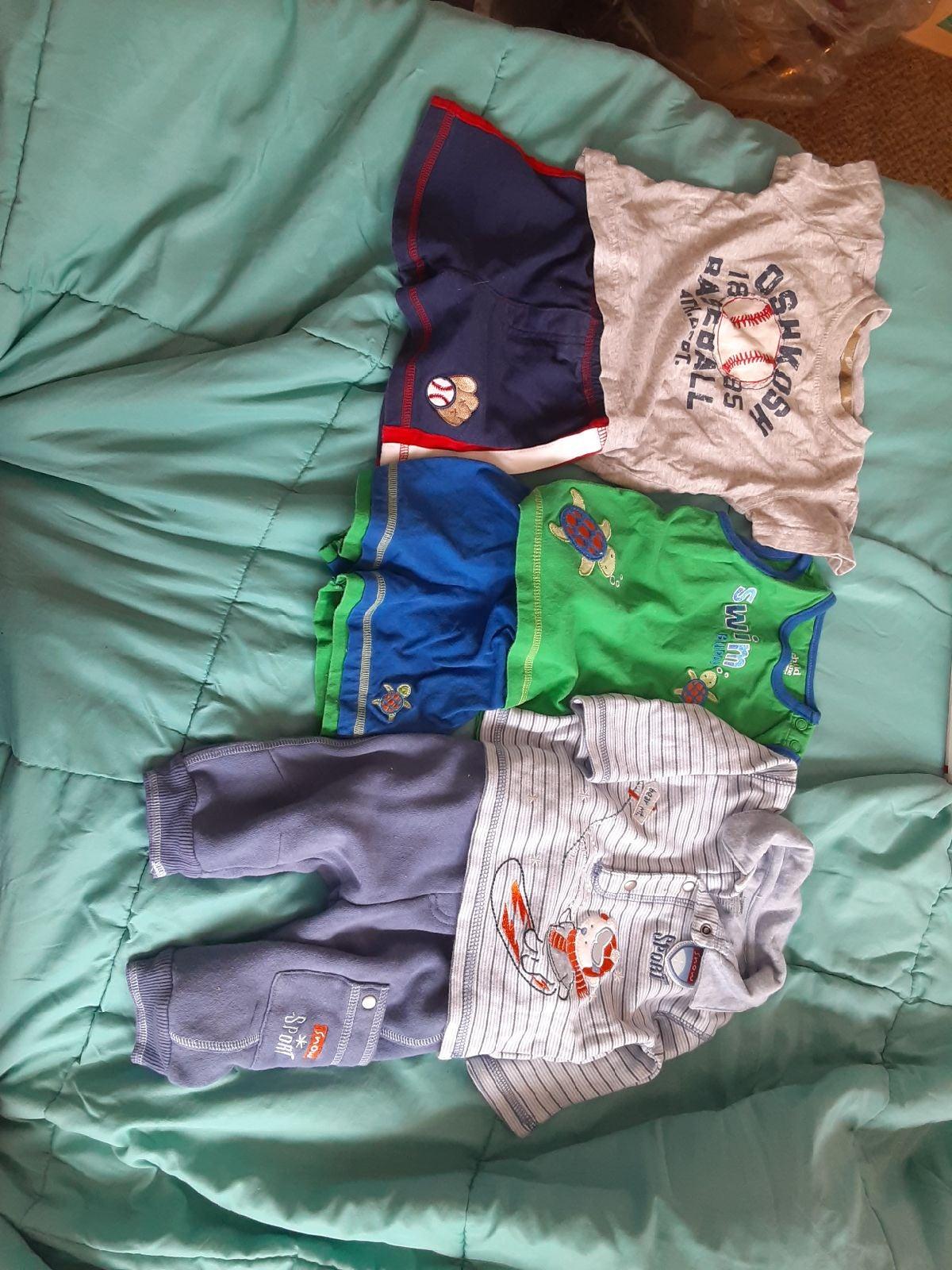 3-6 month boy lot