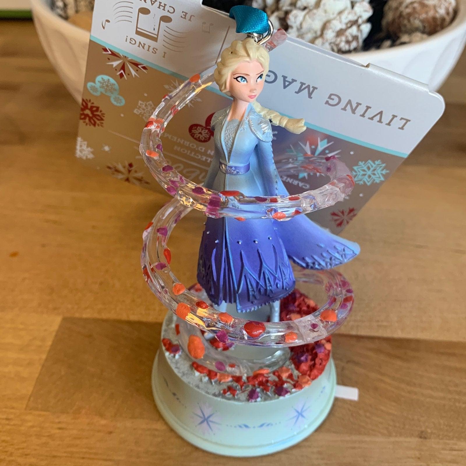 Disney Frozen 2 Elsa Singing Ornament