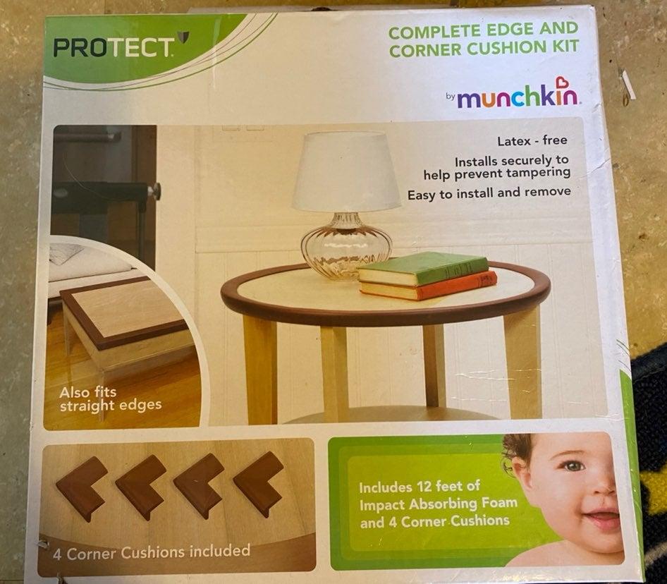 NIB Baby proofing cushion kit