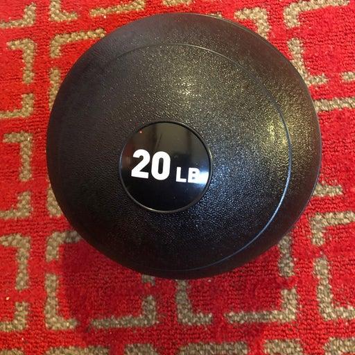 Used Ethos 20lbs fitness ball