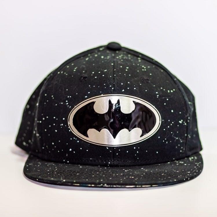 Batman Metal Emblem Snapback
