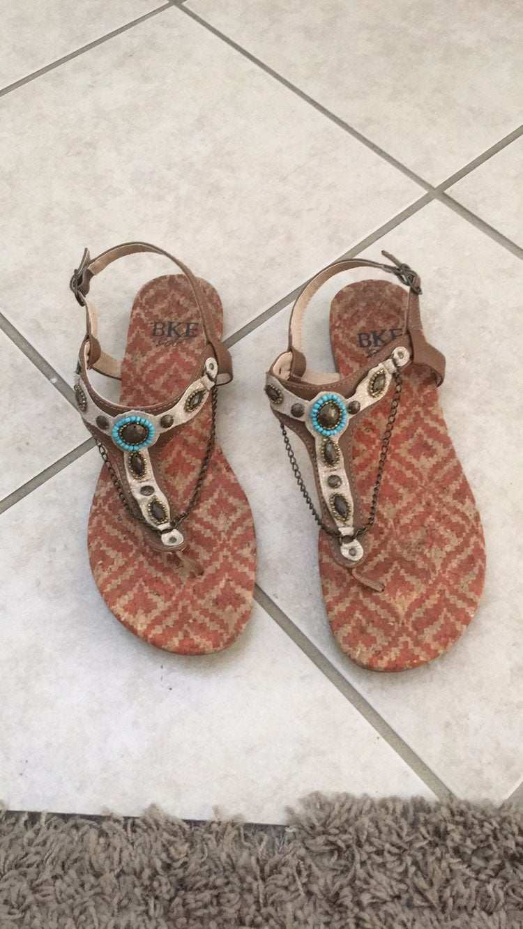 BKE Sole Sandals