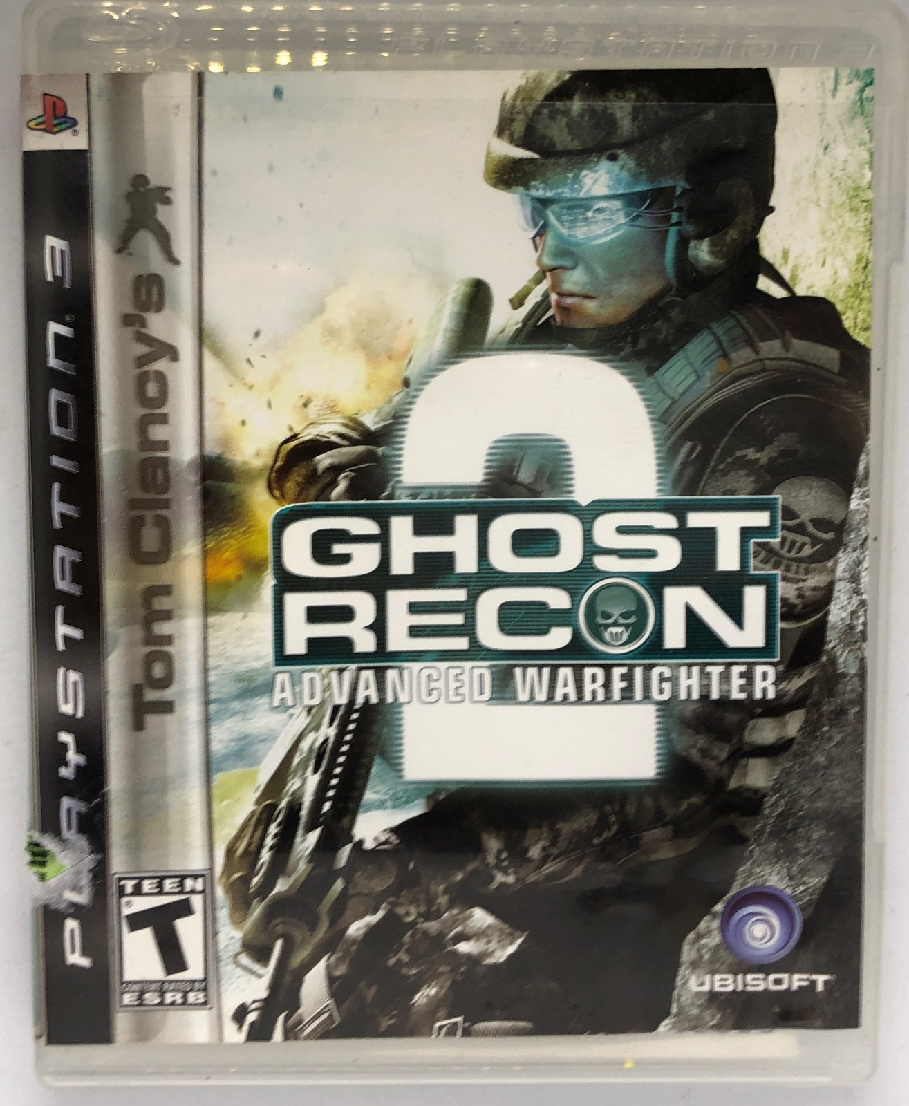Playstation 3 game: Ghost Recon Advanced