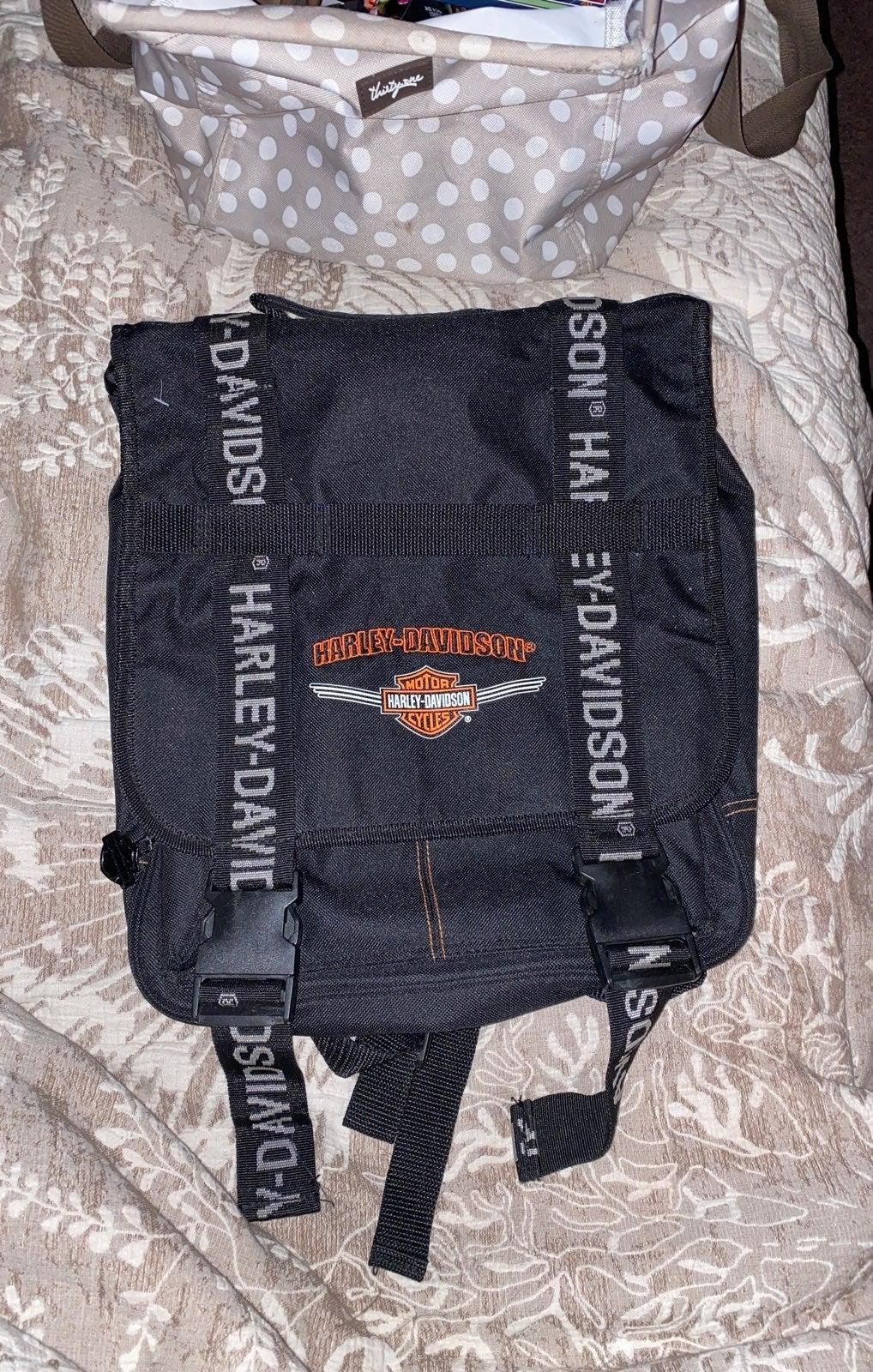Harley Davidson Backpack like new