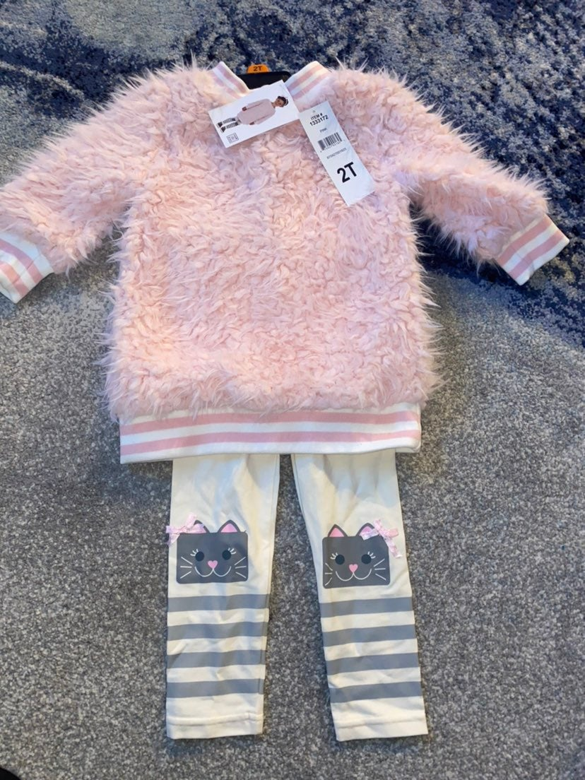 Toddler outfit 2T