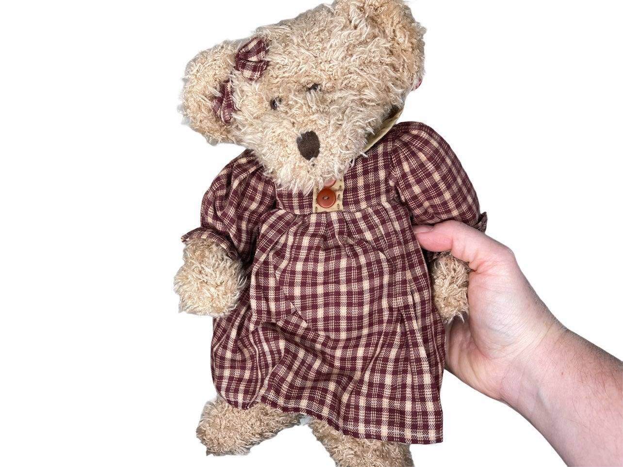 Russ Chelsie Bear