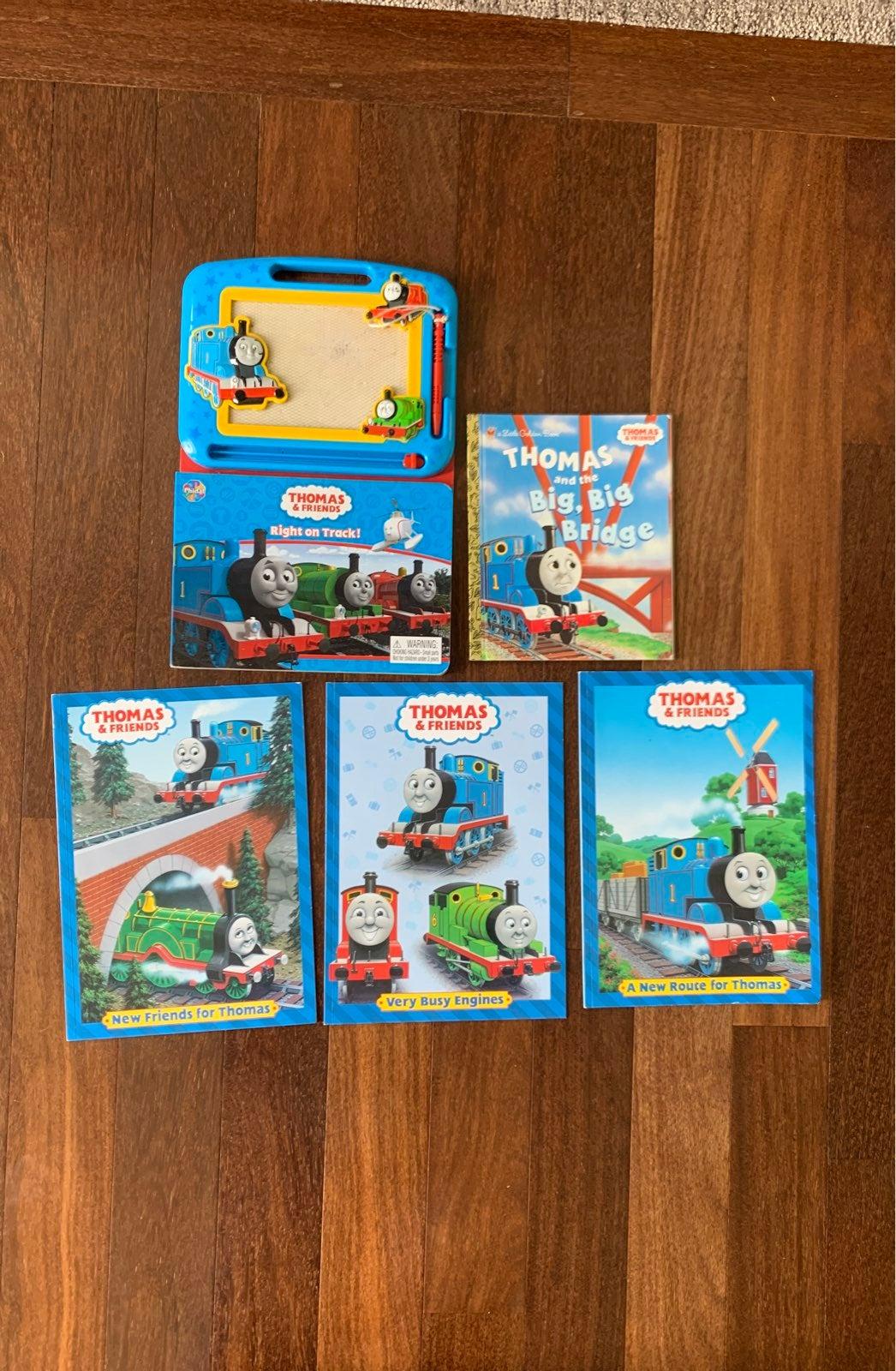 Thomas the Train Friends Coloring Books