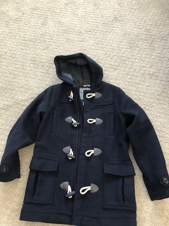 Cyrillus Girl's Wool Jacket Size 12