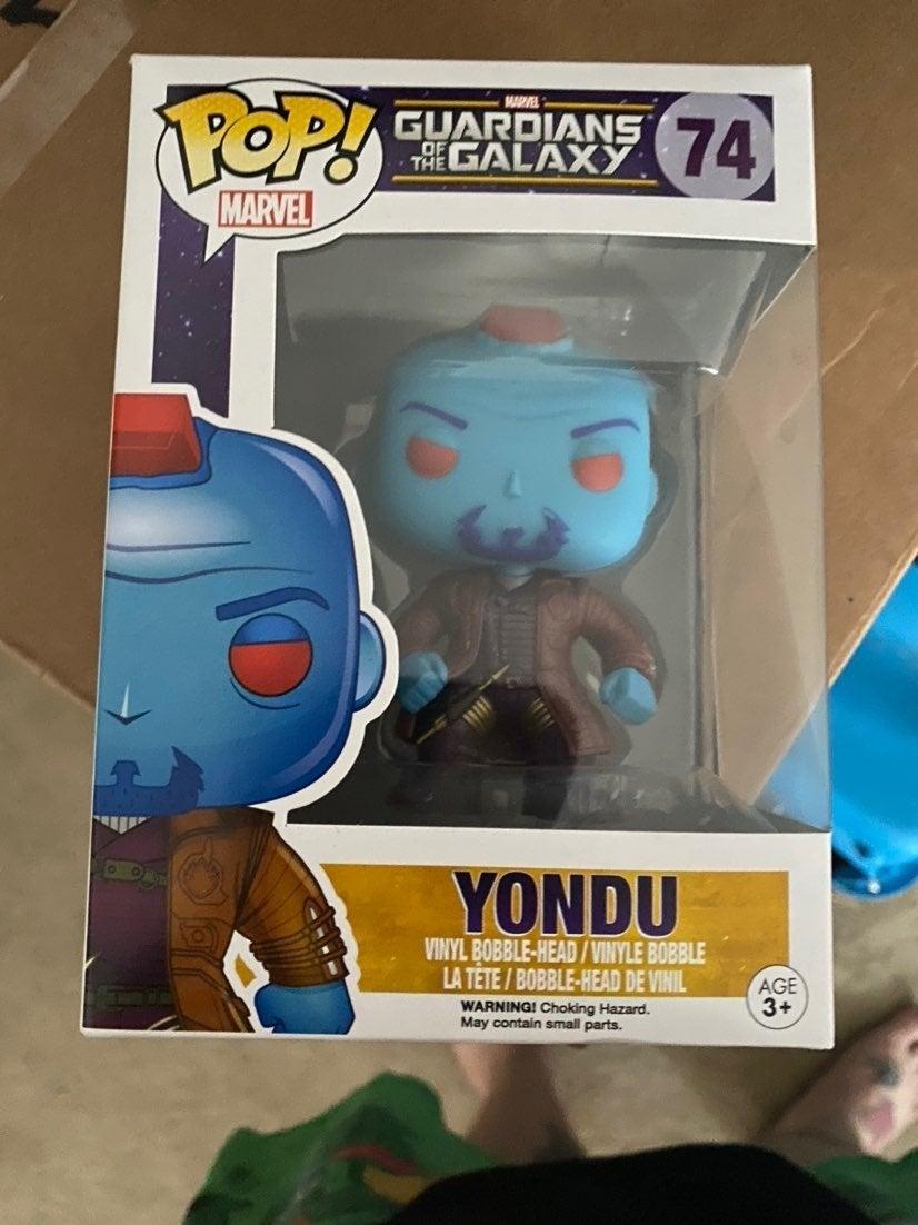 Yondu vaulted pop