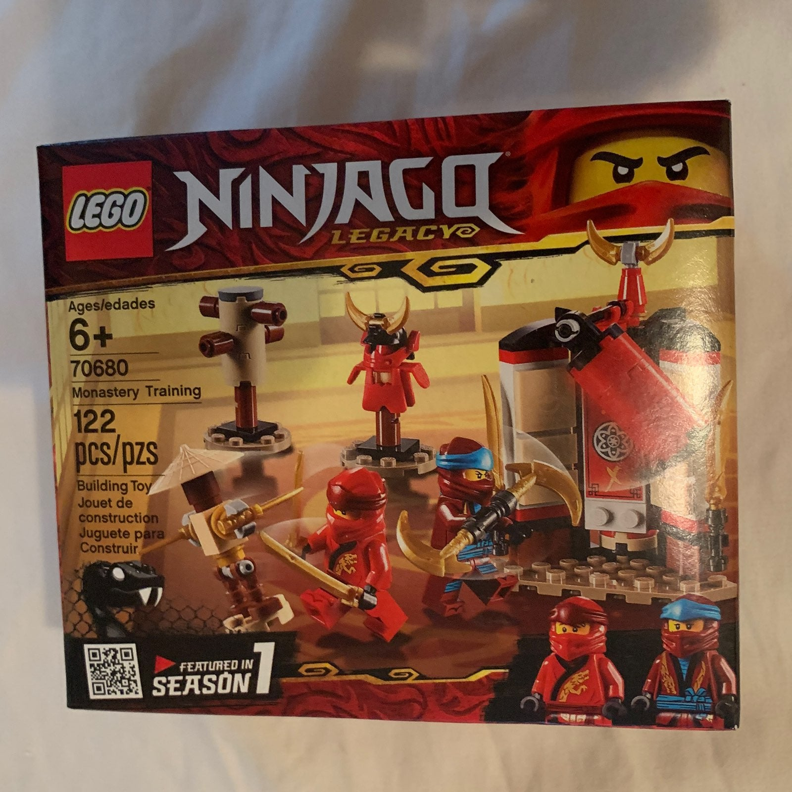 LEGO NINJAGO:  Monastery Training