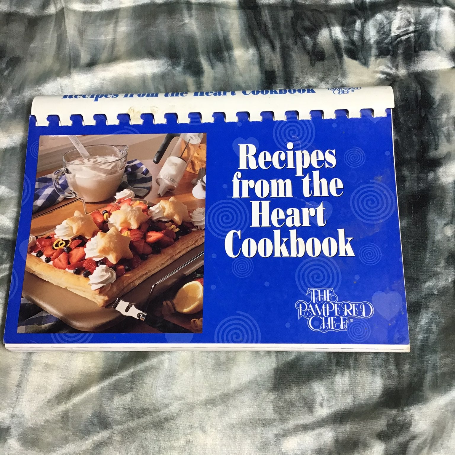 cipes From The Heart Cookbook