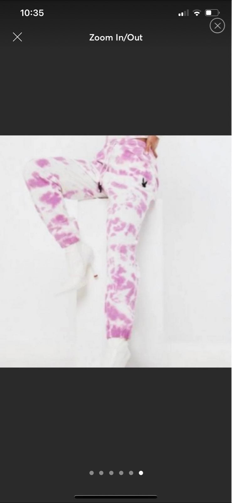 Brand New Missguided Playboy Joggers
