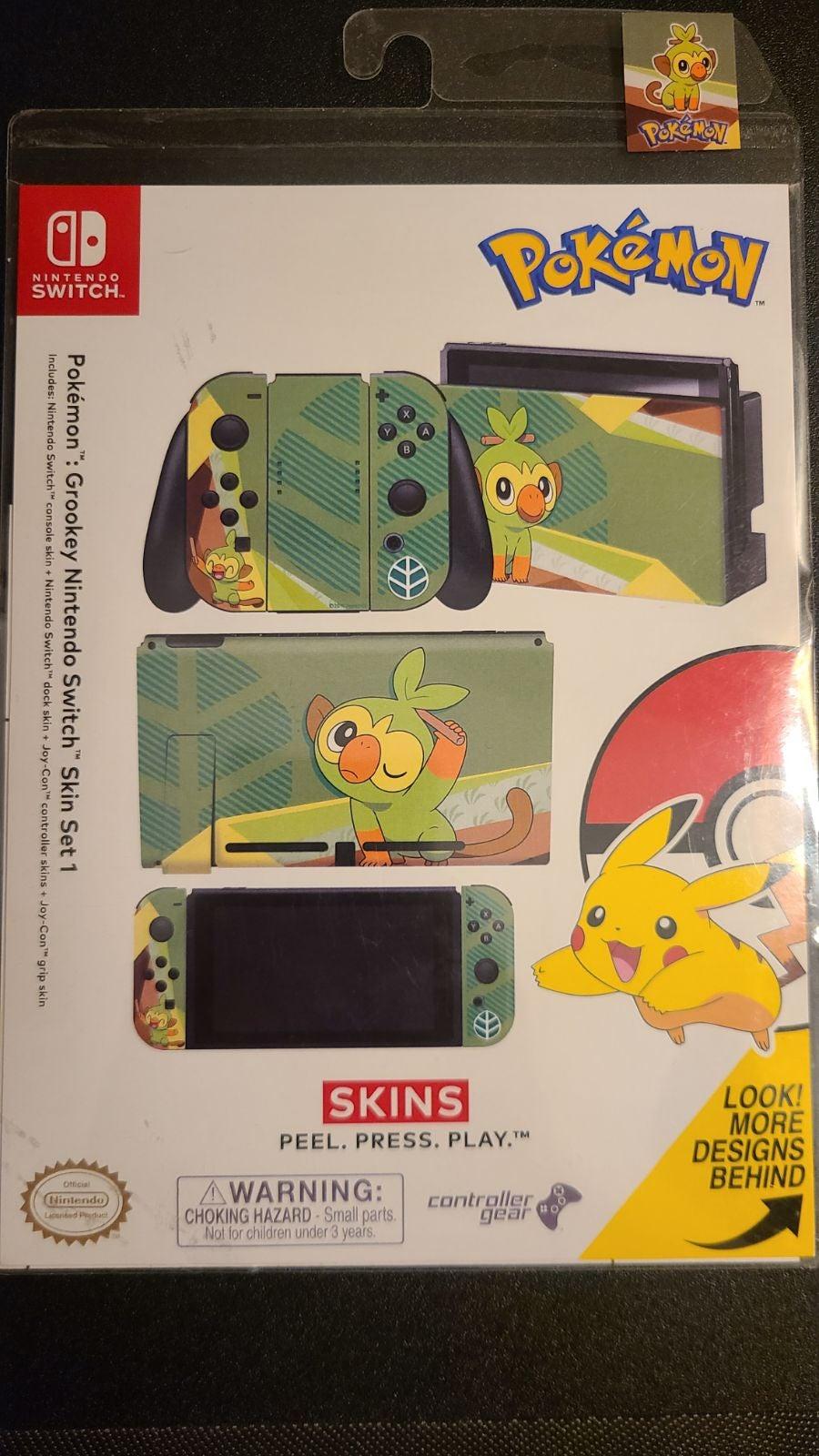 Pokémon Skin