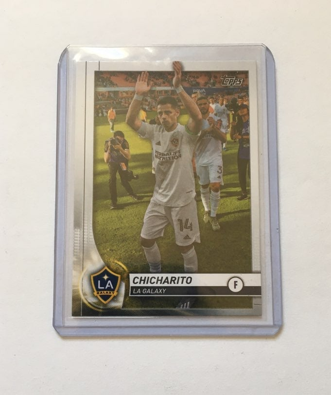 2020 Topps MLS Variation Chicharito #25