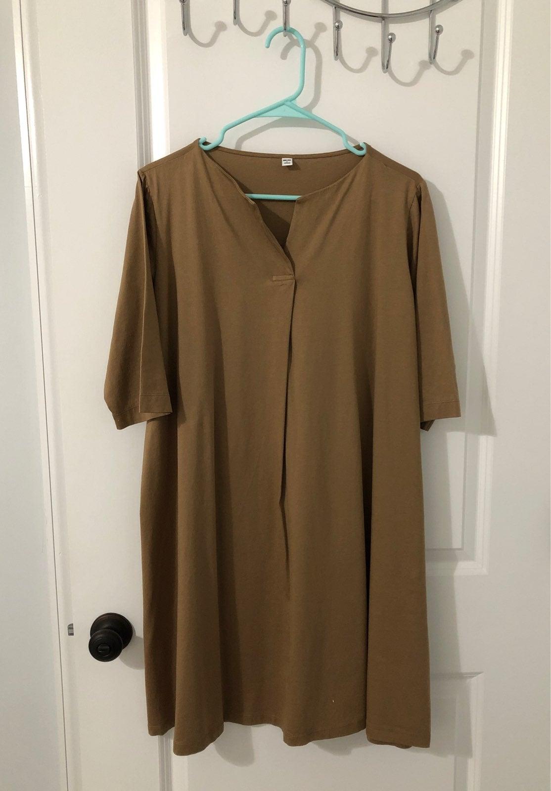 Uniqlo Tunic Dress