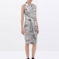 0a8bb2277ec4 ZARA Bodycon Dresses | Mercari