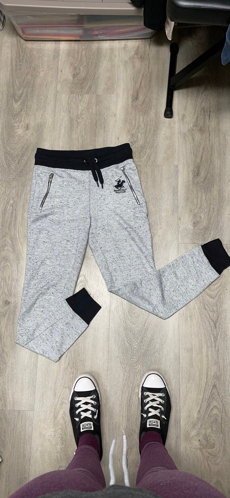 Beverly Hills polo club joggers