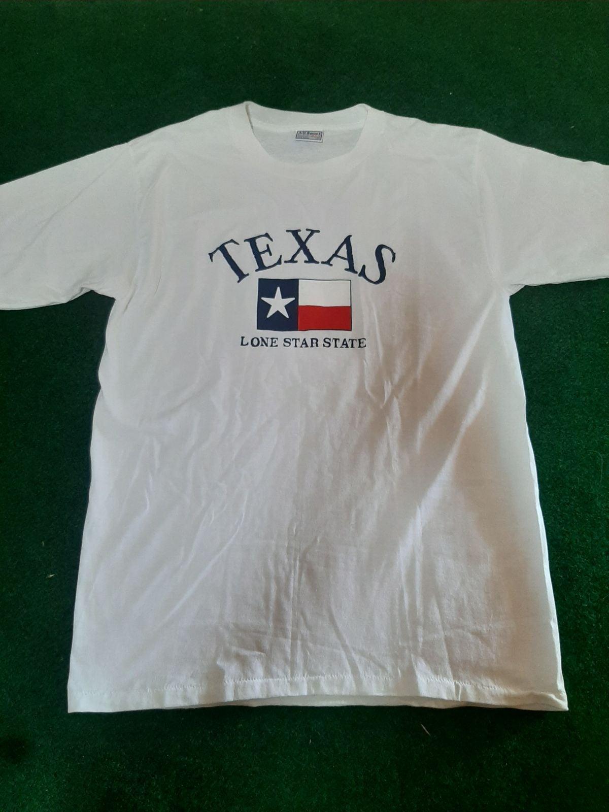 Vintage Texas Flag Tee
