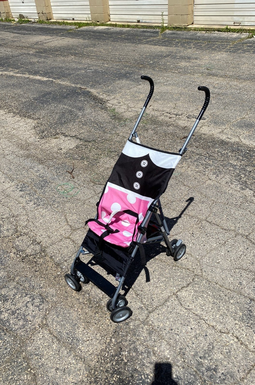 Minnie Mouse Fold up stroller