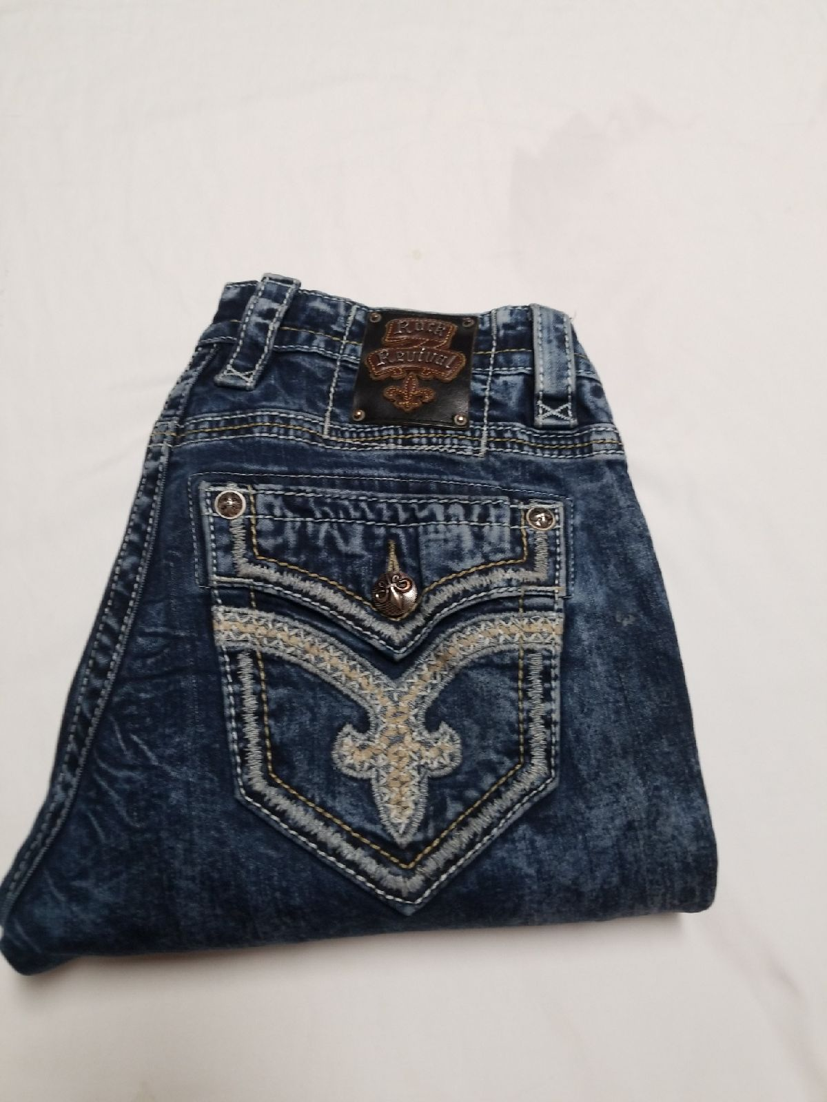 Rock Revival jeans men size 32x32