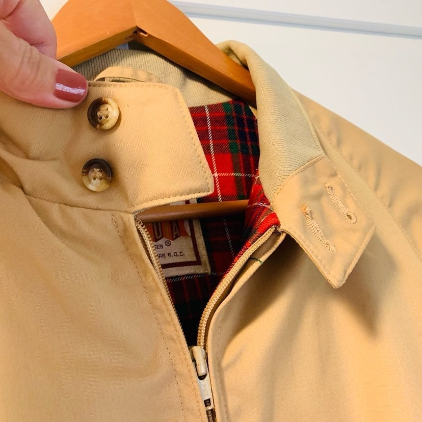 Vintage Van Heusen Baracuta Jacket 40R
