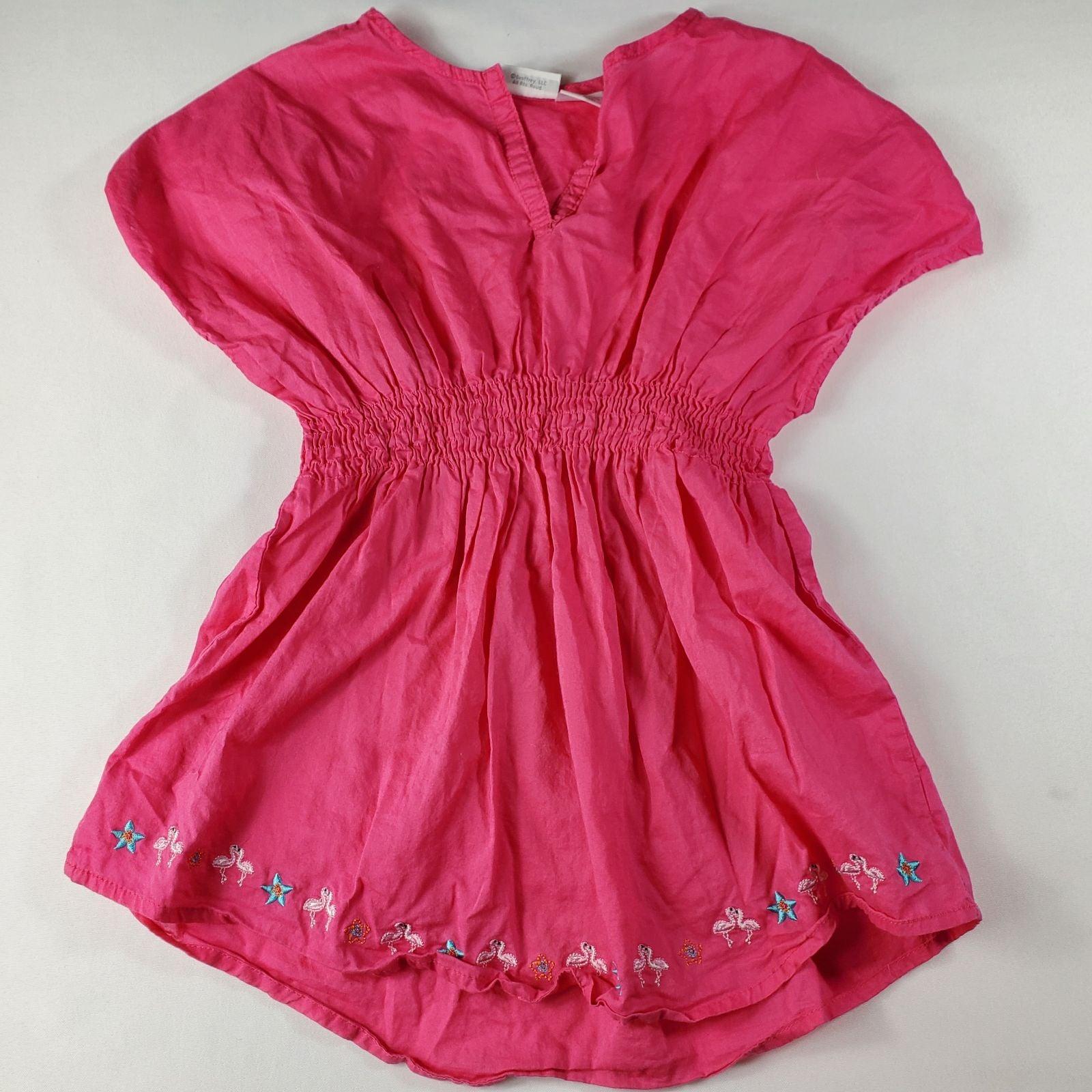 Flamingo Top Girls size 7