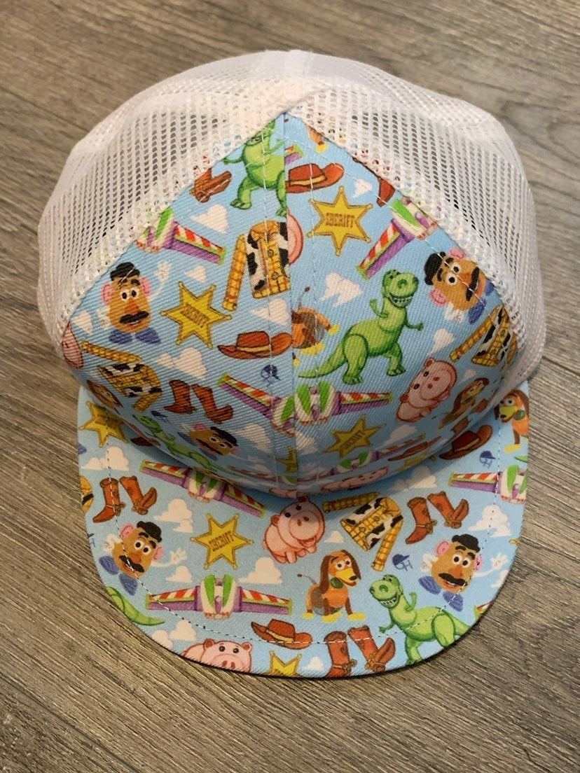 Andys Toys 2 George Hat make offer
