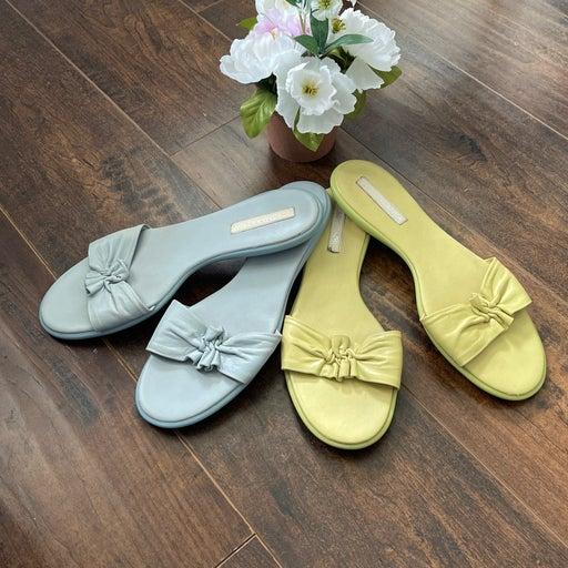 Bcbgmaxazria Slide Sandals