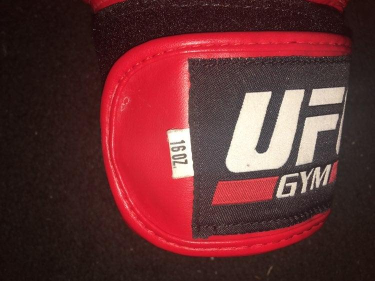 UFC Boxing Globes