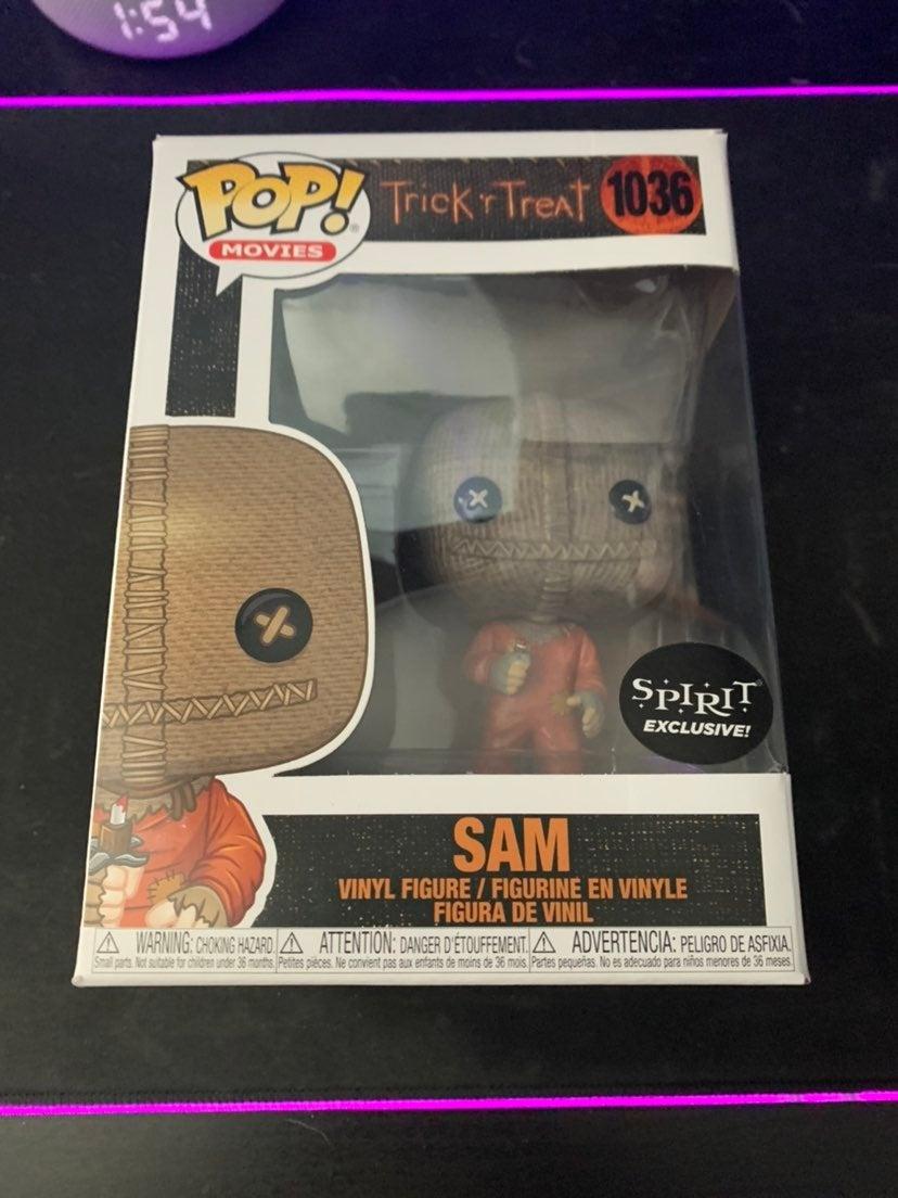 Sam Horror Funko Pop