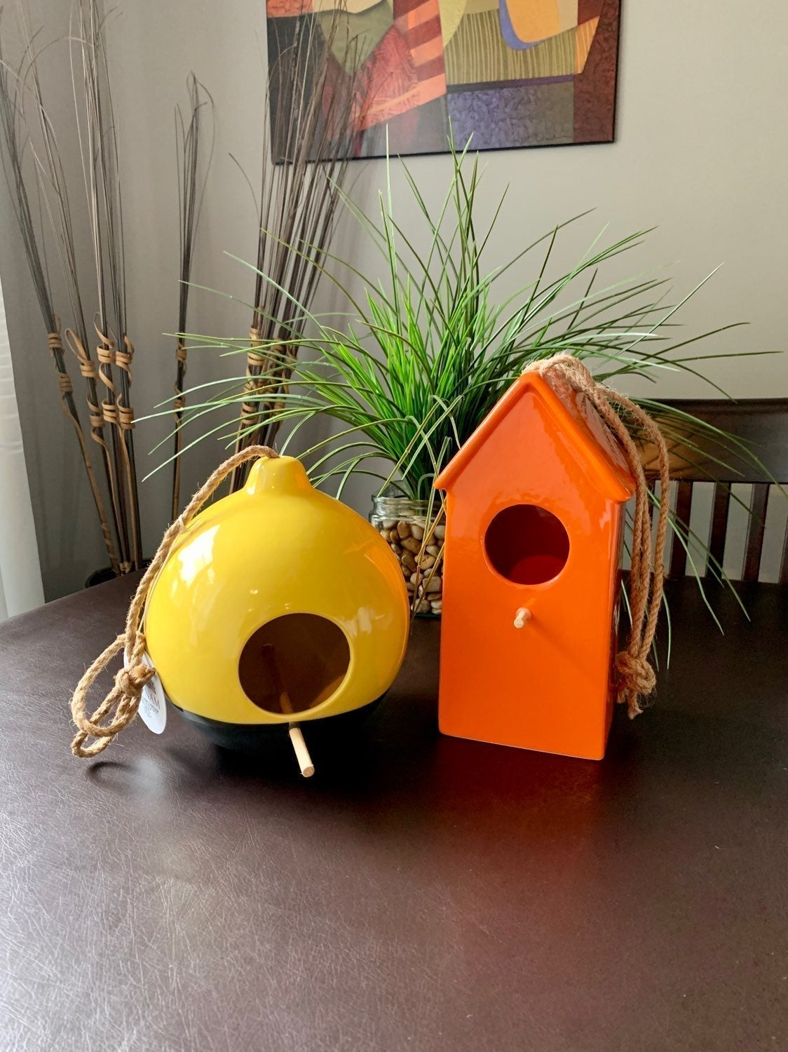 Two Birds Houses
