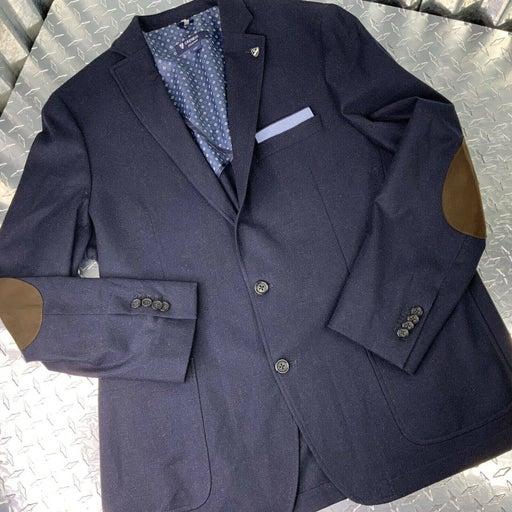 Cremieux Sport Jacket Blue Double Vented