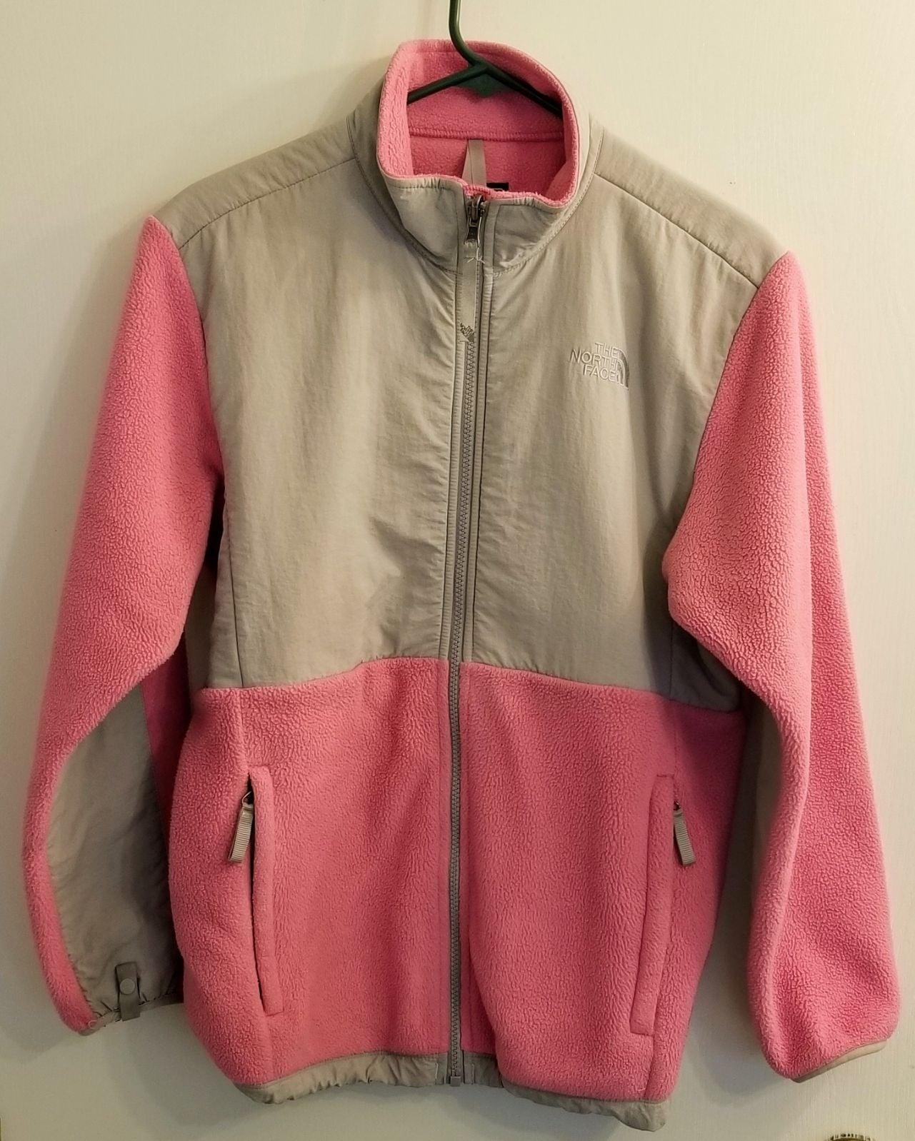 The North Face Polartec Girl's XL Jacket