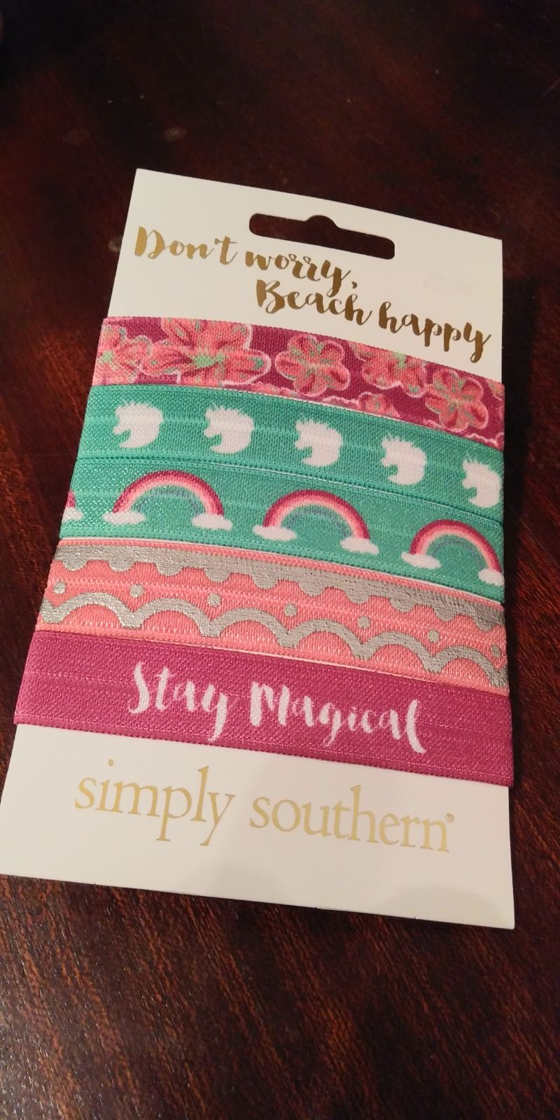 New Simply Southern Hair ties
