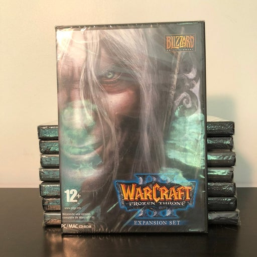 World of Warcraft Frozen Throne Expansion Euro Version NEW