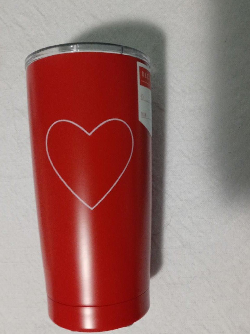 Rae Dunn heart mug