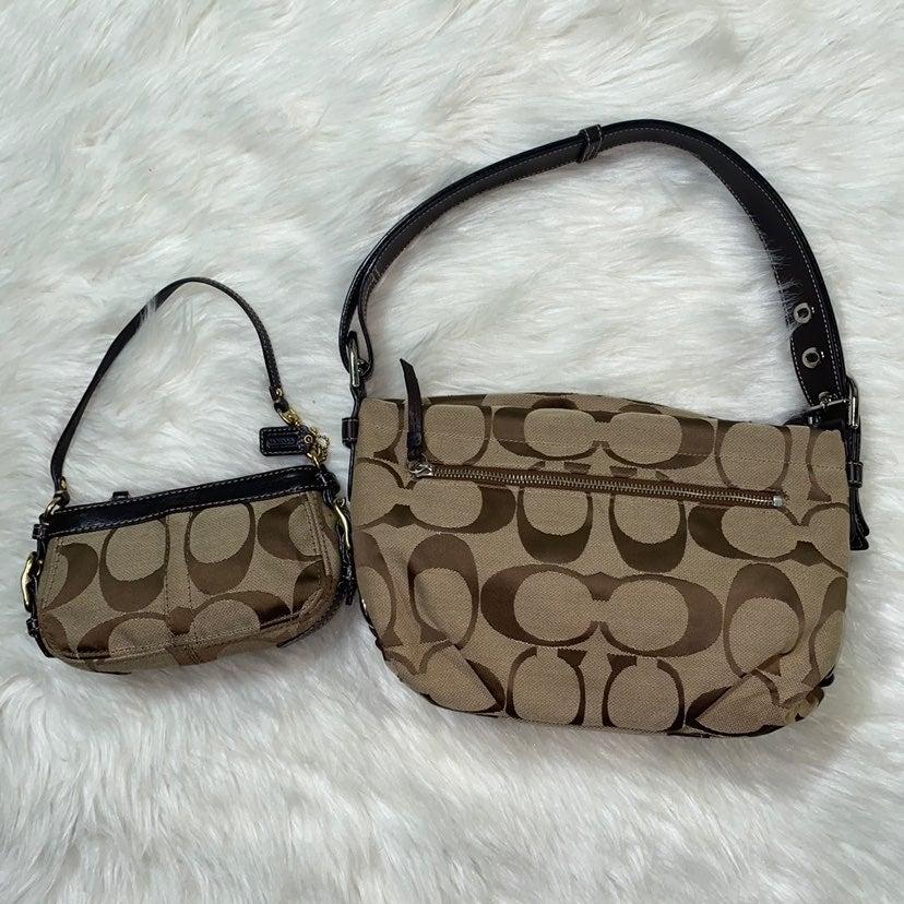 Coach handbags (2)