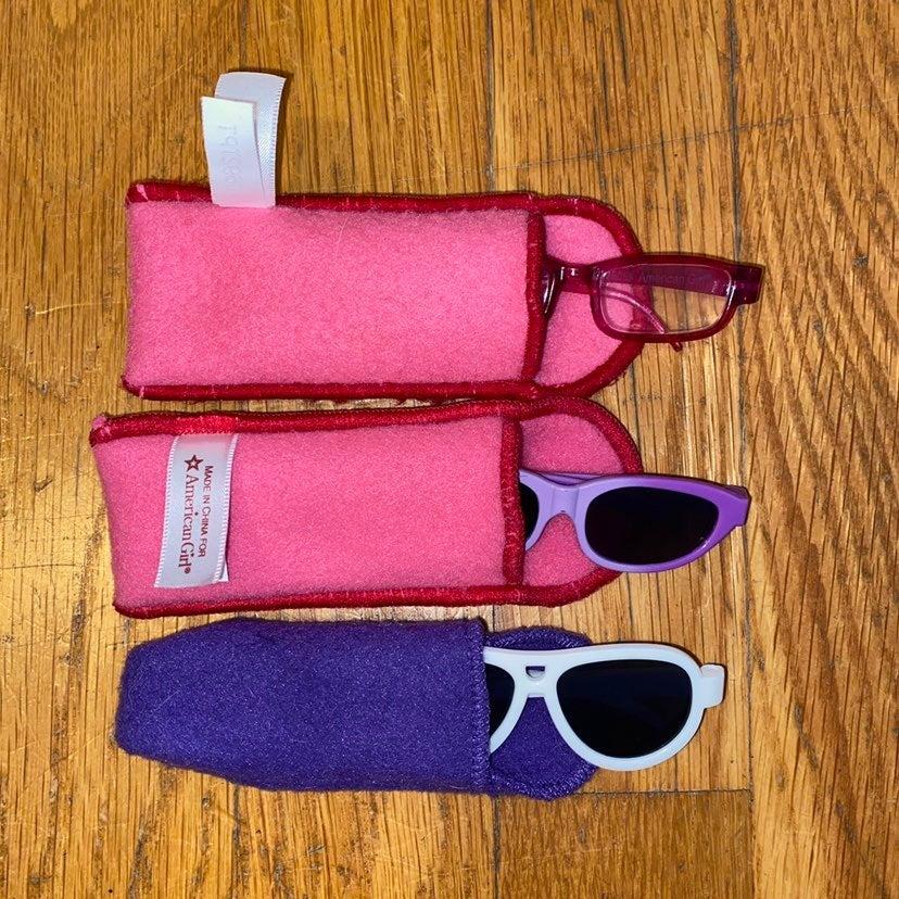 American Girl doll glasses bundle