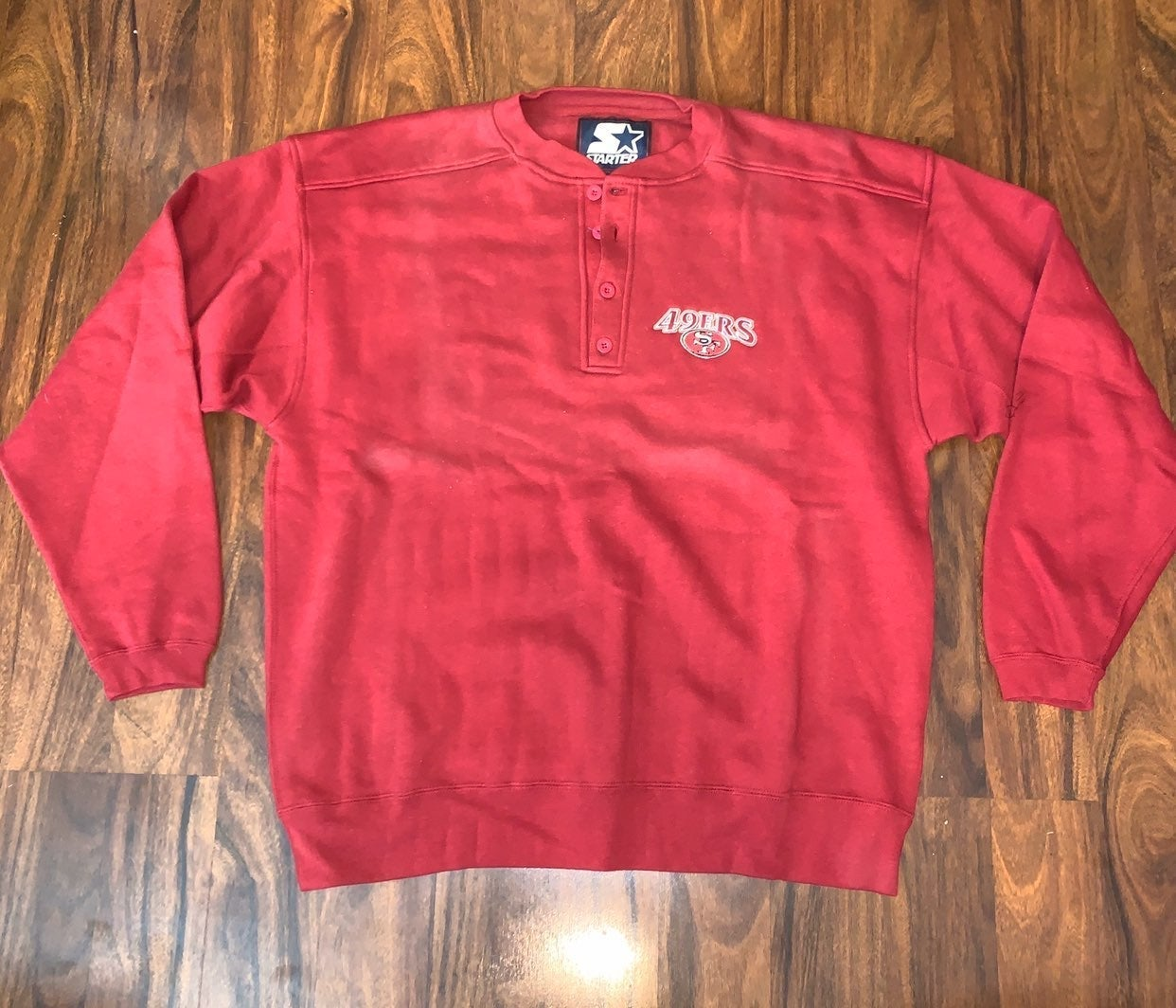 Vintage San Francisco 49ers Sweater