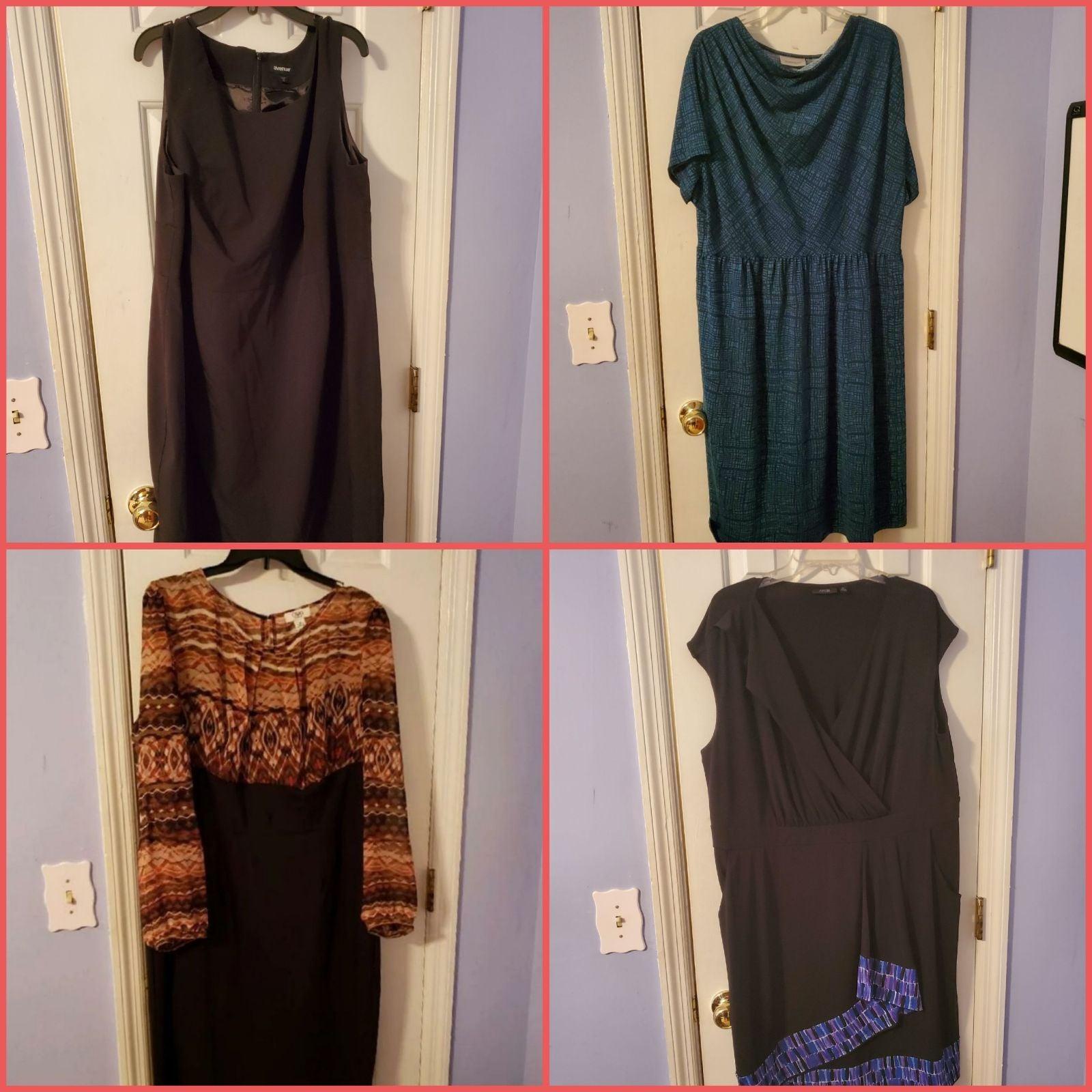 Plus Size Dress Lot 2x
