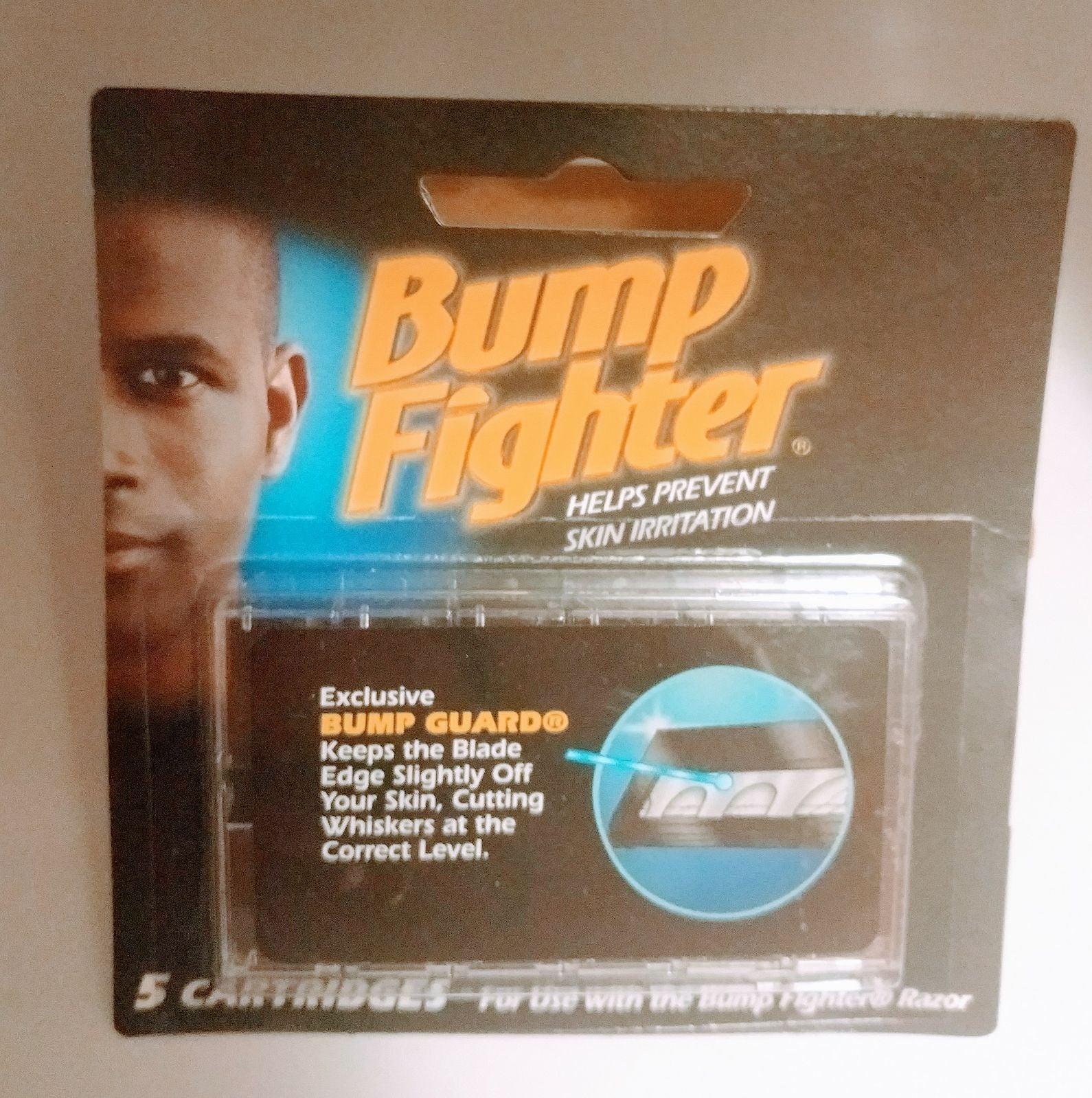 Lot of 3 'BUMP FIGHTER' 5 Cartridges pk